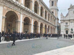 Maceratesi a Loreto per consacrarsi al Cuore immacolato di Maria